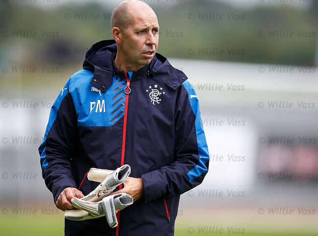 Paul Mathers, Rangers