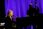Diana Krall in concert.July 25, 2013. (ALTERPHOTOS/Acero)