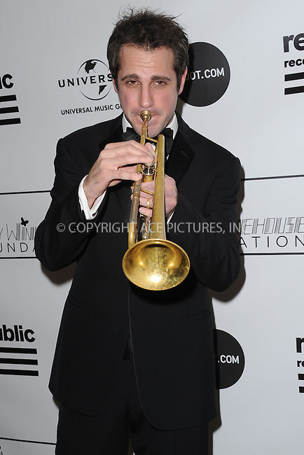 WWW.ACEPIXS.COM . . . . . .March 21, 2013...New York City....Dominick Farinacci attends the 2013 Amy Winehouse Foundation Inspiration Awards and Gala at The Waldorf  Astoria on March 21, 2013 in New York City ....Please byline: KRISTIN CALLAHAN - ACEPIXS.COM.. . . . . . ..Ace Pictures, Inc: ..tel: (212) 243 8787 or (646) 769 0430..e-mail: info@acepixs.com..web: http://www.acepixs.com .