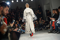 Catwalk<br /> at the Teatum Jones AW17 show as part of London Fashion Week AW17 at 180 Strand, London.<br /> <br /> <br /> &copy;Ash Knotek  D3230  17/02/2017