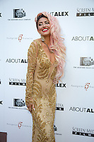 Neon Hitch attends the Los Angeles premiere of ABOUT ALEX on August 6, 2014 (Photo by Crash/Guest of A Guest)
