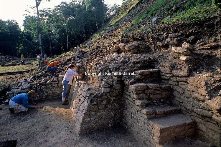 Maya Route; Belize; mm5612; Ruta Maya; Ruins; Caracol; Maya; Classic period; Ancient Cultures; The Americas; The Americas; Ancient Cultures; Classic period