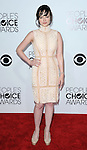 Ashley Rickards arriving at the People's Choice Awards 2014, held at Nokia Theatre L.A. Live, January 8, 2014.