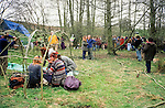 Reclaim the land . St Georges Hill and Wisley Airfield. 1995