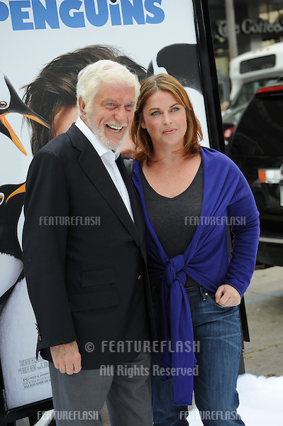 """Dick Van Dyke at the Los Angeles premiere of """"Mr. Popper's Penguins"""" at Grauman's Chinese Theatre, Hollywood..June 12, 2011  Los Angeles, CA.Picture: Paul Smith / Featureflash"""