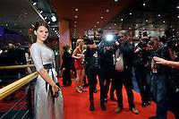 Ruby O. Fee bei der Eröffnungsfeier der Berlinale 2015 / 65. Internationale Filmfestspiele Berlin, 05.02.2015