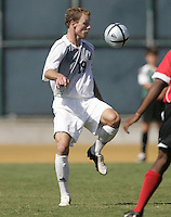 2005 Season - Tyson Wahl of University of California, Berkeley.