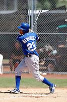 Edwin Henriquez ---  AZL Royals - 2009 Arizona League.Photo by:  Bill Mitchell/Four Seam Images