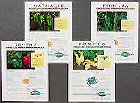 Rogers Seed Company Product Sheets