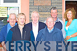 John Moloney Brosna, Padraig Sheeran Dublin, Jimmy Deenihan TD, Fr Eddie Morrissey Brosna and Manchester, Mike O'Connor Castleisland and Una Sheeran Brosna sharing stories at the Con Curtin festival in Brosna on Sunday   Copyright Kerry's Eye 2008