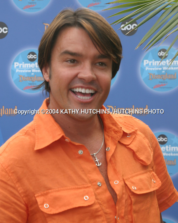 ©2004 KATHY HUTCHINS /HUTCHINS PHOTO.ABC PRIMETIME PREVIEW WEEKEND 2004.ANAHEIM, CA.SEPTEMBER 11, 2004..MICHAEL MOLONEY.