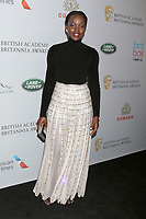 LOS ANGELES - OCT 25:  Lupita Nyong'o at the 2019 British Academy Britannia Awards at the Beverly Hilton Hotel on October 25, 2019 in Beverly Hills, CA