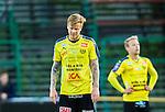 Uppsala 2015-05-21 Fotboll Superettan IK Sirius - Mj&auml;llby AIF :  <br /> Mj&auml;llbys David L&ouml;fquist deppar efter matchen mellan IK Sirius och Mj&auml;llby AIF <br /> (Foto: Kenta J&ouml;nsson) Nyckelord:  Superettan Sirius IKS Mj&auml;llby AIF depp besviken besvikelse sorg ledsen deppig nedst&auml;md uppgiven sad disappointment disappointed dejected