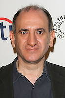 "HOLLYWOOD, LOS ANGELES, CA, USA - MARCH 27: Armando Iannucci at the 2014 PaleyFest - ""Veep"" held at Dolby Theatre on March 27, 2014 in Hollywood, Los Angeles, California, United States. (Photo by Celebrity Monitor)"