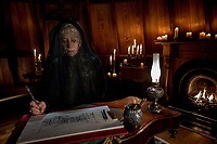 Winchester (2018)  <br /> Helen Mirren<br /> *Filmstill - Editorial Use Only*<br /> CAP/KFS<br /> Image supplied by Capital Pictures