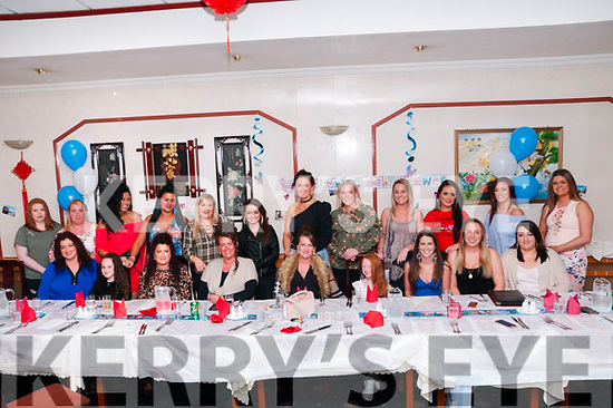 Mother To Be: Theresa Enright, Listowel celebrating her baby shower with family & friends at the Royal China Restaurant, Listowel on Friday night last.