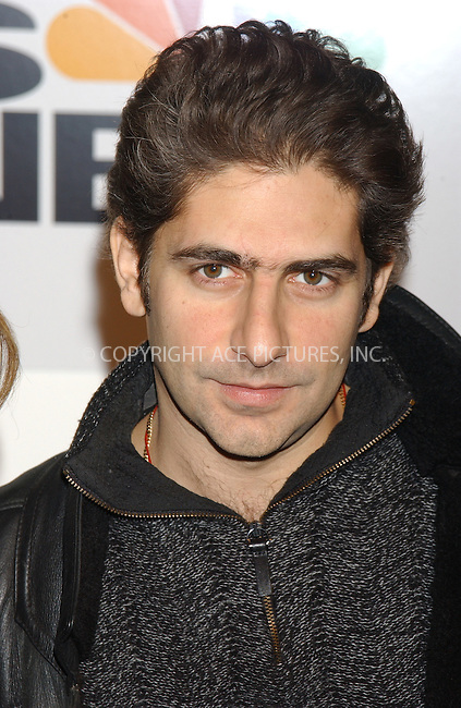WWW.ACEPIXS.COM . . . . . ....NEW YORK, JANUARY 28, 2005....Michael Imperioli at the MSNBC Entertainment Shows Launch Party held at the Gibson Guitar Showroom at the Hit Factory.....Please byline: ACE006 - ACE PICTURES.. . . . . . ..Ace Pictures, Inc:  ..Alecsey Boldeskul (646) 267-6913 ..Philip Vaughan (646) 769-0430..e-mail: info@acepixs.com..web: http://www.acepixs.com