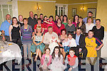 Paddy and Angela Woodlawn Killarney celebrate the christening of their daughter Faith Hannah in the Dromhall Hotel Killarney on Sunday with their family and friends   .
