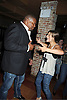 Sean Ringgold and Kelley Missal attending the Shenell Edmonds Fan Club Dance Party on ..August 14, 2011 at HB Burger's Sunken Bar in New York City. Shenell plays Destiny Evans on One Life to Live.