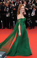 """CANNES, FRANCE. May 14, 2019: Julianne Moore at the gala premiere for """"The Dead Don't Die"""" at the Festival de Cannes.<br /> Picture: Paul Smith / Featureflash"""