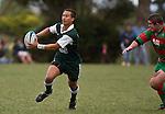 Tim Nanai Williams. Pat Walsh memorial pre-season rugby game between Manurewa & Waiuku played at Mountfort Park, Manurewa on 5th April, 2008. Waiuku led 12 - 8 at halftime, though Manurewa went on to win 30 - 23.