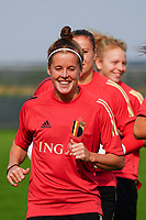20200911 - TUBIZE , Belgium : Laura Deloose pictured during a training session of the Belgian Women's National Team, Red Flames , on the 11th of September 2020 in Tubize. PHOTO SEVIL OKTEM| SPORTPIX.BE