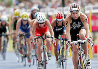 30 JUL 2006 - SALFORD, GBR - Julie Dibens - Salford round of the ITU World Cup (PHOTO (C) NIGEL FARROW)
