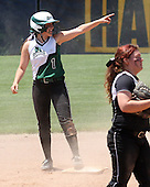 Lake Orion vs Troy at Hartland High School, Varsity Softball, 6/7/14