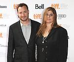 Robert Pulcini & Shari Springer Berman attending the The 2012 Toronto International Film Festival.Red Carpet Arrivals for 'IMOGENE' at the Ryerson Theatre in Toronto on 9/7/2012