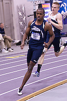 Lincoln University senior Michael Ashley finished eighth in the 400 meters in 48.33 and ran a leg of the Blue Tigers third place 4x400 meter relay, at the 2014 NCAA Division II Indoor Track and Field Championships, March 14-15, in Winston-Salem, NC.