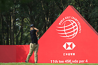 Thorbjorn Olesen (DEN) during the Pro-Am at the WGC HSBC Champions 2018, Sheshan Golf Club, Shanghai, China. 24/10/2018.<br />