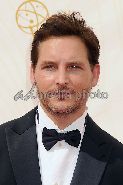 20 September 2015 - Los Angeles, California - Peter Facinelli. 67th Annual Primetime Emmy Awards - Arrivals held at Microsoft Theater. Photo Credit: Byron Purvis/AdMedia