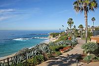 Scenic Laguna Beach California