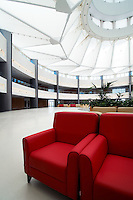Abu Dhabi Sorbonne University Lobby