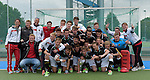 GER - Mannheim, Germany, May 16: During the prize giving ceremony at the whitsun tournament on May 16, 2016 at Mannheimer HC in Mannheim, Germany. Final score 0-1 (HT 0-1). (Photo by Dirk Markgraf / www.265-images.com) *** Local caption ***