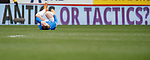 03.03.2019 Aberdeen v Rangers: Ryan Jack scythed down
