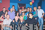 SURPRISE: A surprise 50th birthday party was held in The Deacon on Saturday night for Maurice Griffin Rahoonane, Tralee.were his family and friends gathered to celebrate the special occasion..