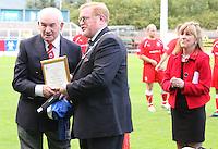 Stirling Albion v Rangers 120711