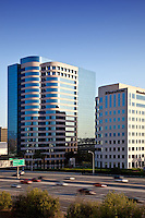 Business Buildings In Central Irvine