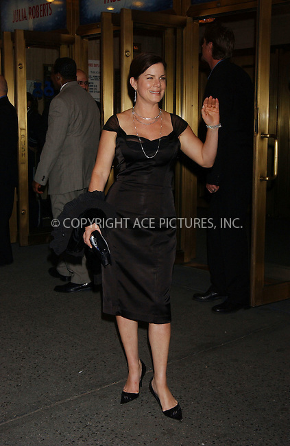 "WWW.ACEPIXS.COM . . . . . ....April 19 2006, New York City....MARCIA GAY HARDEN....Arrivals at the opening night of ""Three Days of Rain"" staring Julia Roberts at the Bernard B Jacobs Theatre in midtown Manhattan....Please byline: KRISTIN CALLAHAN - ACEPIXS.COM........ . . . . . ..Ace Pictures, Inc:  ..(212) 243-8787 or (646) 679 0430..e-mail: picturedesk@acepixs.com..web: http://www.acepixs.com"