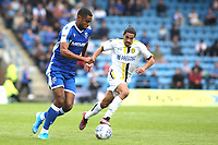 Mikael Mandron of Gillingham in action during Gillingham vs Burton Albion, Sky Bet EFL League 1 Football at The Medway Priestfield Stadium on 10th August 2019