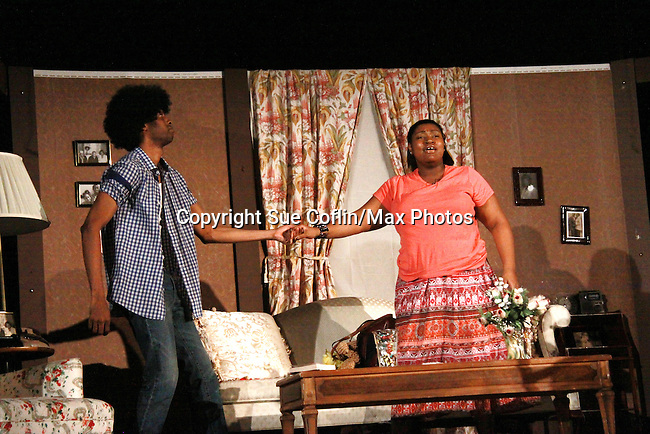 """- Grandparents Around The World Productions Inc presents a pre-Mother's Day Celebration - """"Dinner at Grandma's"""" - May 9 through May 13, 2012 at The Oberia Dempsey Theater, New York, New York.  (Photo by Sue Coflin/Max Photos)"""