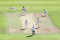 PICTURE BY ALEX WHITEHEAD/SWPIX.COM - Cricket - County Championship Div Two - Yorkshire v Glamorgan, Day 1 - Headingley, Leeds, England - 04/09/12 - Yorkshire's Adam Lyth catches Glamorgan's Stewart Walters (bowled by Azeem Rafiq).