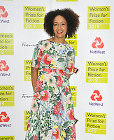 Diana Evans at the Women's Prize for Fiction Awards 2019, Bedford Square Gardens, Bedford Square, London, England, UK, on Wednesday 05th June 2019.<br /> CAP/CAN<br /> ©CAN/Capital Pictures