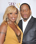 Mary J. Blige and husband Kendu Isaacs at The 2nd annual Mary J. Blige Honors Concert to benefit FFAWN's Scholarship Fund held at Hammerstein Ballroom in NY, California on May 01,2011                                                                               © 2011 Hollywood Press Agency