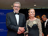 Cheryl Ladd, right, and unidentified guest arrive for the 2016 White House Correspondents Association Annual Dinner at the Washington Hilton Hotel on Saturday, April 30, 2016.<br /> Credit: Ron Sachs / CNP<br /> (RESTRICTION: NO New York or New Jersey Newspapers or newspapers within a 75 mile radius of New York City)