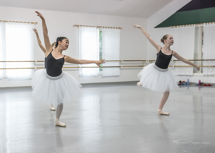 Summer Intensive Session II - Reherasal for Parents Performance 24 July 2015.