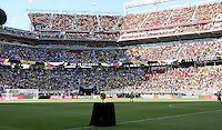 SANTA CLARA - UNITED STATES, 03-06-2016: Aspecto del estadio Levi's Stadium , Santa Clara, previo al encuentro entre Estados Unidos (USA) y Colombia (COL) como parte de la Copa América Centenario 2016 que se realiza en Estados Unidos. / Aspect of the Levi's Stadium prior the match between United States (USA) and Colombia (COL) as part of Copa America Centenario 2016 held in United States. Photo: VizzorImage/ Luis Alvarez /Str