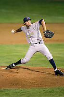 Charles Ruiz of the Tri-City Dust Devils in the Northwest League championship game against the Salem-Keizer Volcanoes at Volcanoes Stadium - 9/10/2009..Photo by:  Bill Mitchell/Four Seam Images..