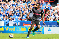 Danny Welbeck of Arsenal during the Premier League match between Huddersfield Town and Arsenal at the John Smith's Stadium, Huddersfield, England on 13 May 2018. Photo by Thomas Gadd / PRiME Media Images.